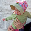 posie baby bonnet