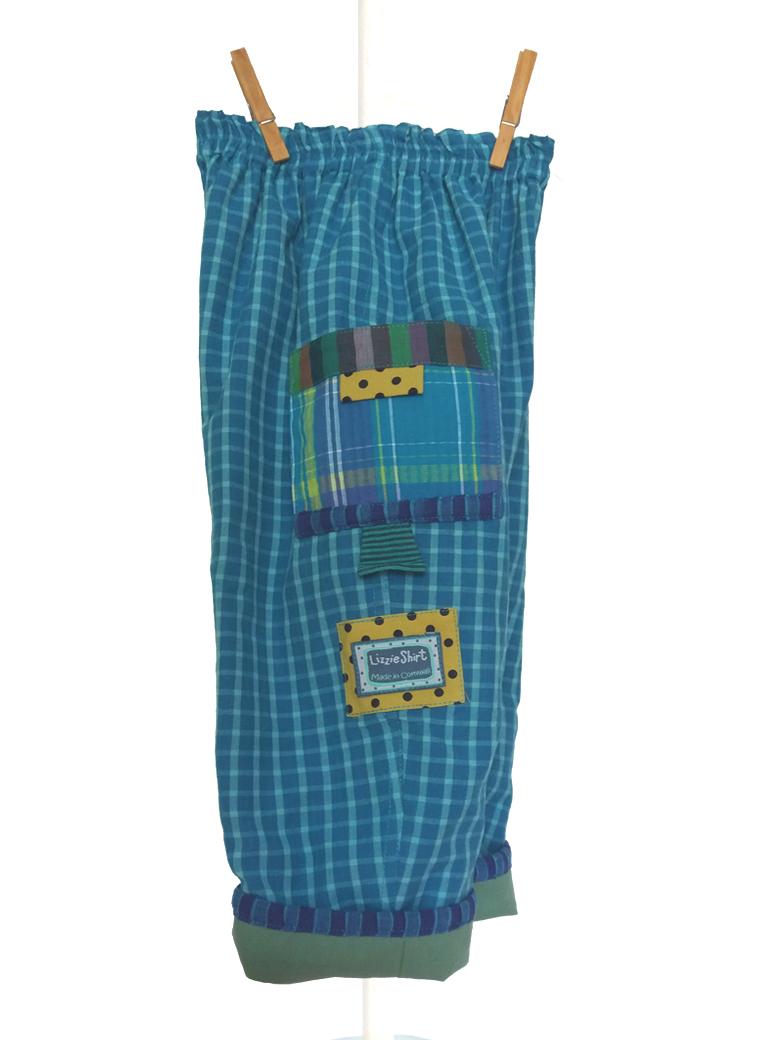 fresco cotton trousers