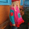 scarlett fleece hoody
