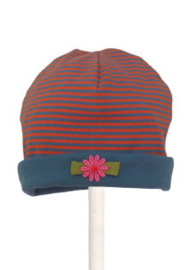 scarlett stripe hat