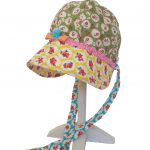 Polly baby bonnet