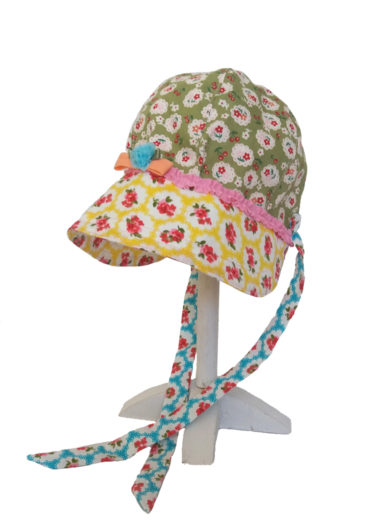 Polly baby bonnet