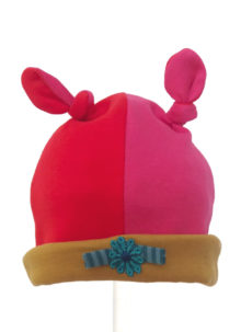 Polly knot hat