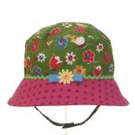 Polly sunhat with tie